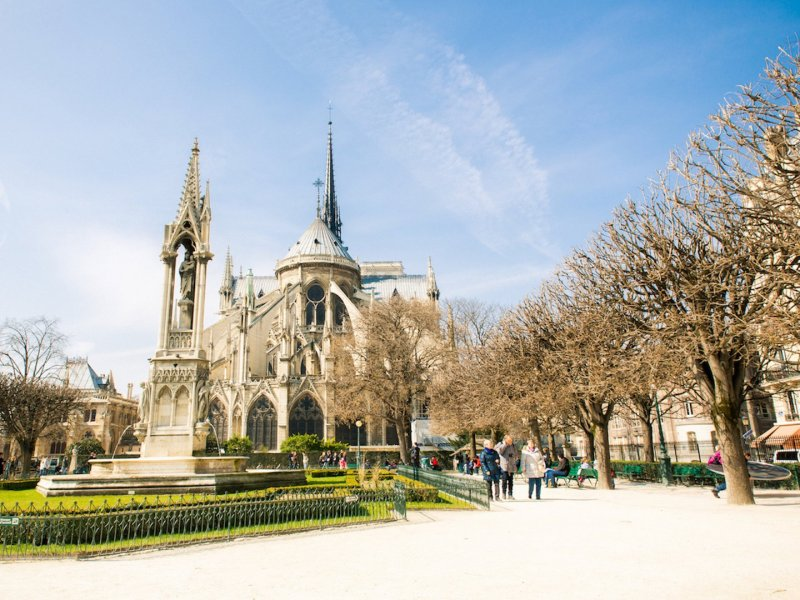 Paris guided tour - L'Ile de la Cité and the Sainte Chapelle (...)